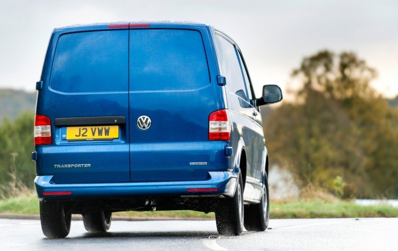 Happy B-Day to the Volkswagen Minibus and Transporter! Work Van Legend Turns 60 in UK This Year 44
