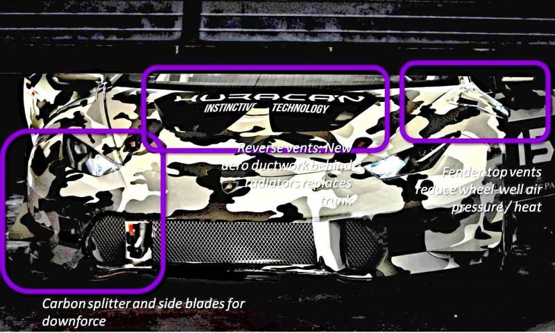 Huracan GT3 Blancpain 2015 Super Trofeo 6