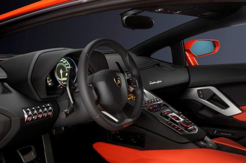 Hypercar Showcase - 2014 Lamborghini Aventador Trumped Only By Aventador J and Aventador Roadster 8