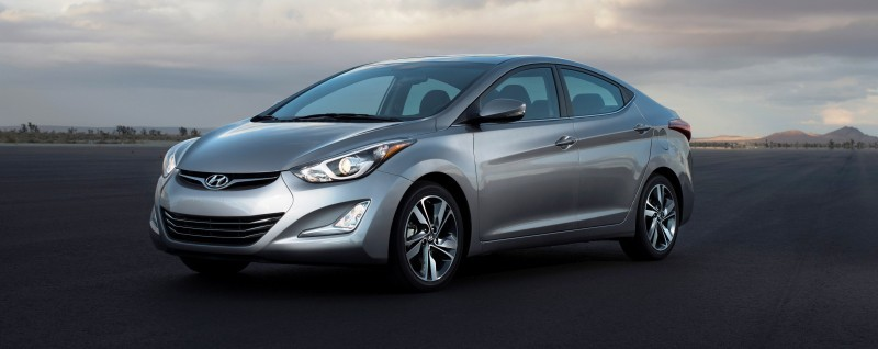 Hyundai Genesis, Elantra and Accent Score Segment-Best Initial Quality Awards from JD Power 1