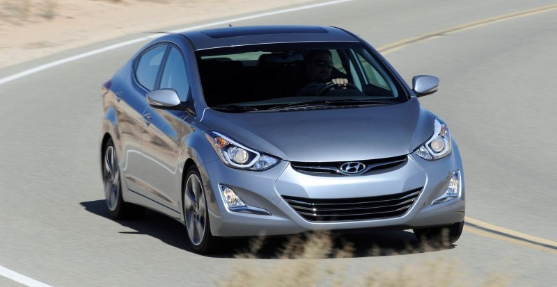 Hyundai Genesis, Elantra and Accent Score Segment-Best Initial Quality Awards from JD Power 4