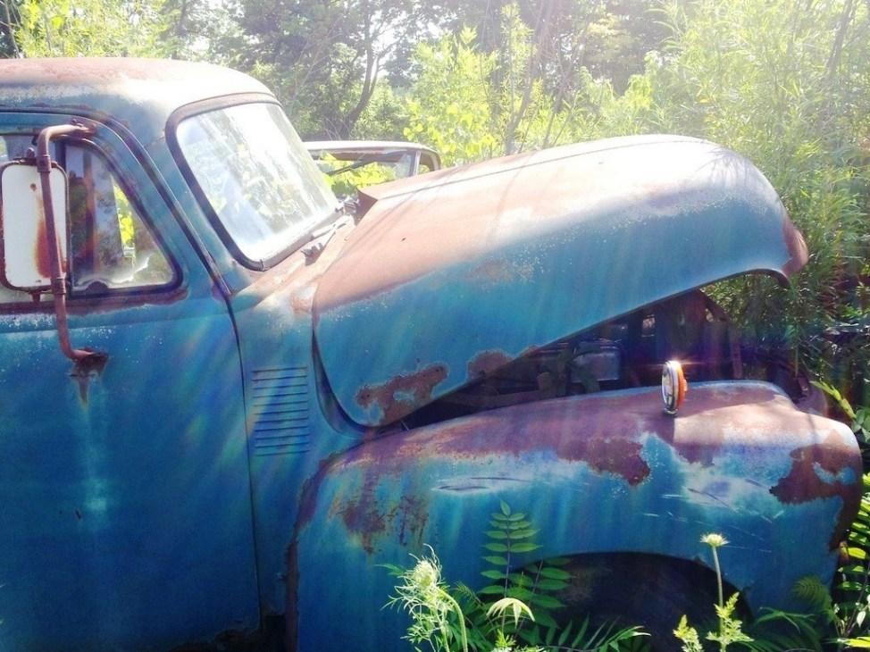 Junkyard Jems - Americana - 1961 Thunderbird, New Yorker, Mustangs and Rusty Tractors 39