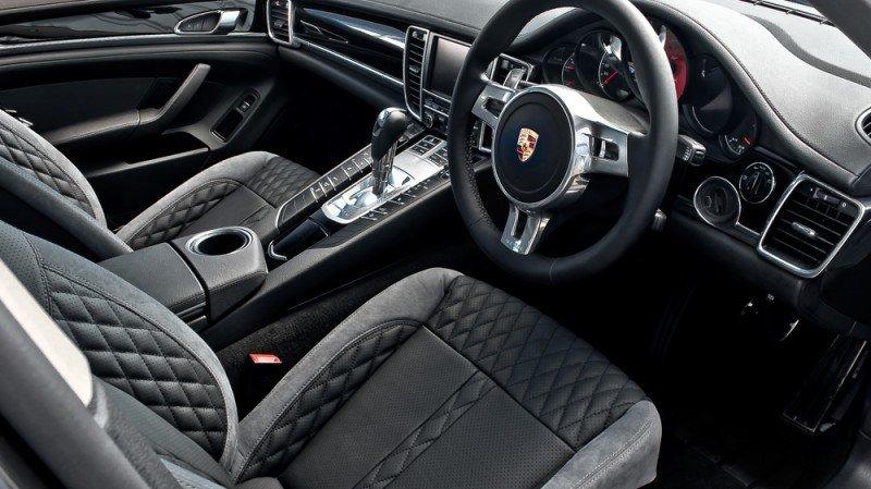 KAHN Design Upgrades - 2010-2014 Porsche Panamera Super Sport Wide Track 4
