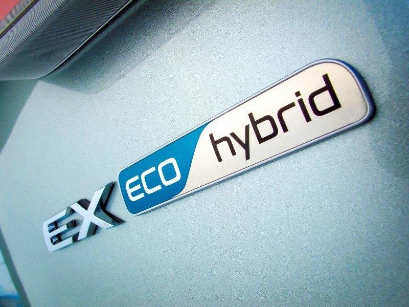 Kia Optima Hybrid Details Photos 10