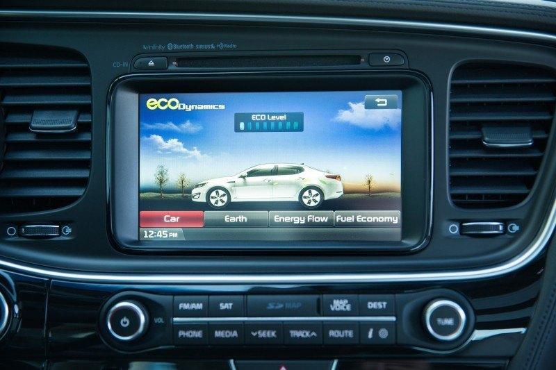 Kia Optima Hybrid Details Photos 2