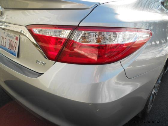 LKen Glassman 2016 Toyota Camry XSE Review 11