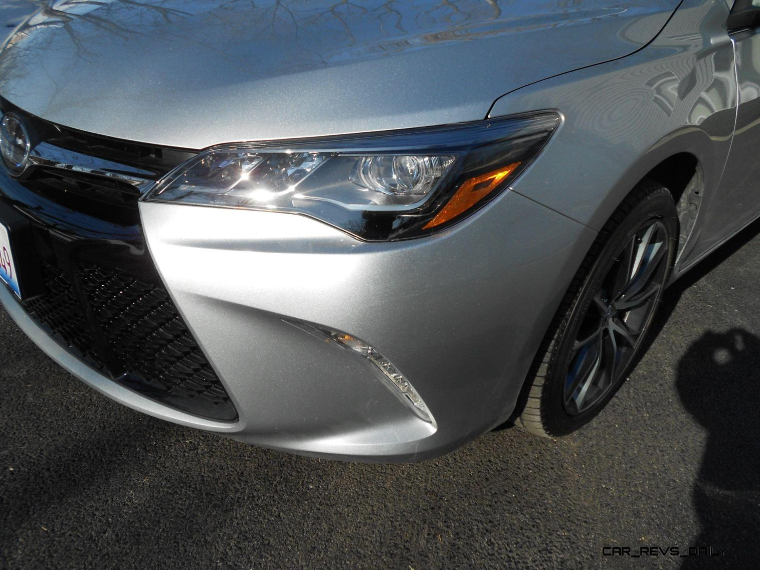 LKen Glassman 2016 Toyota Camry XSE Review 5
