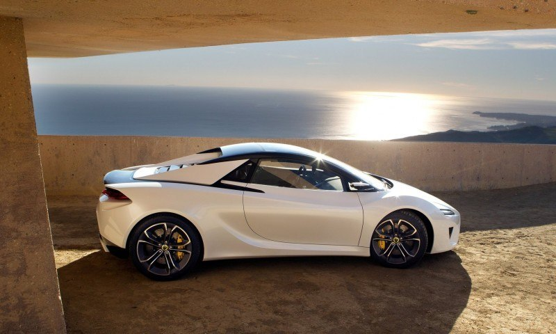 LOTUS Esprit, Elan, Elite, and Eterne Have The Vision, But Missing The Investor Millions 27