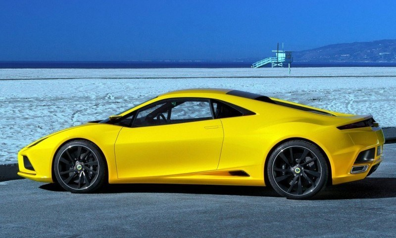 LOTUS Esprit, Elan, Elite, and Eterne Have The Vision, But Missing The Investor Millions 30