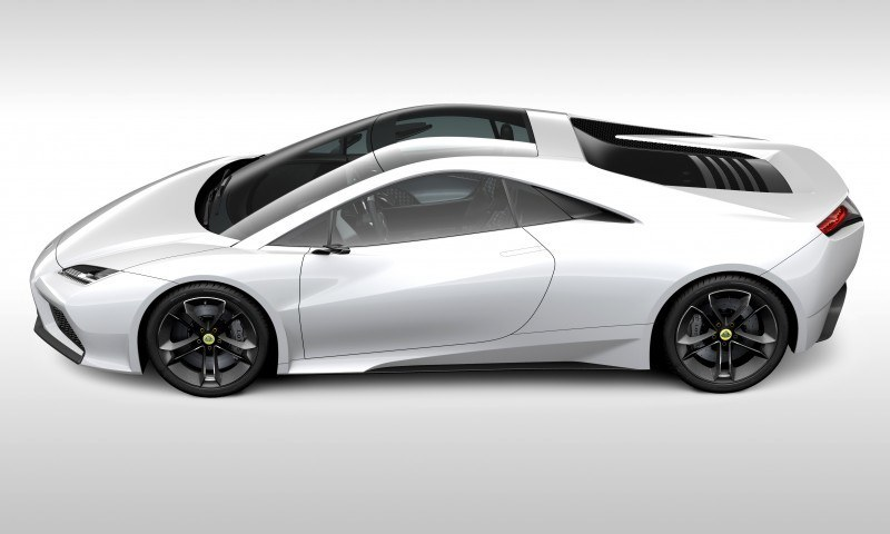 LOTUS Esprit, Elan, Elite, and Eterne Have The Vision, But Missing The Investor Millions 50