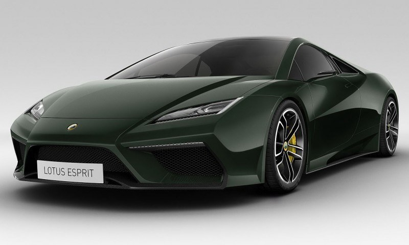 LOTUS Esprit, Elan, Elite, and Eterne Have The Vision, But Missing The Investor Millions 65