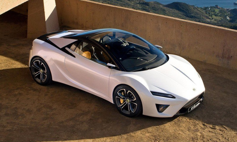 LOTUS Esprit, Elan, Elite, and Eterne Have The Vision, But Missing The Investor Millions 66