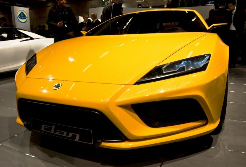 LOTUS Esprit, Elan, Elite, and Eterne Have The Vision, But Missing The Investor Millions 71