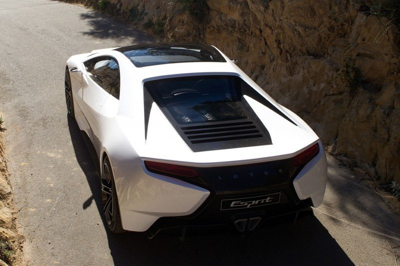 LOTUS Esprit, Elan, Elite, and Eterne Have The Vision, But Missing The Investor Millions 80