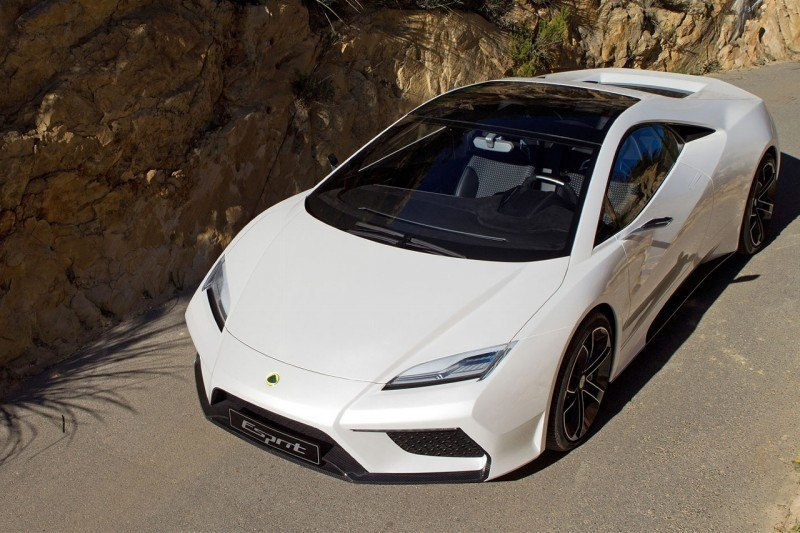 LOTUS Esprit, Elan, Elite, and Eterne Have The Vision, But Missing The Investor Millions 81