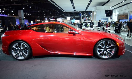 LexusLC5007