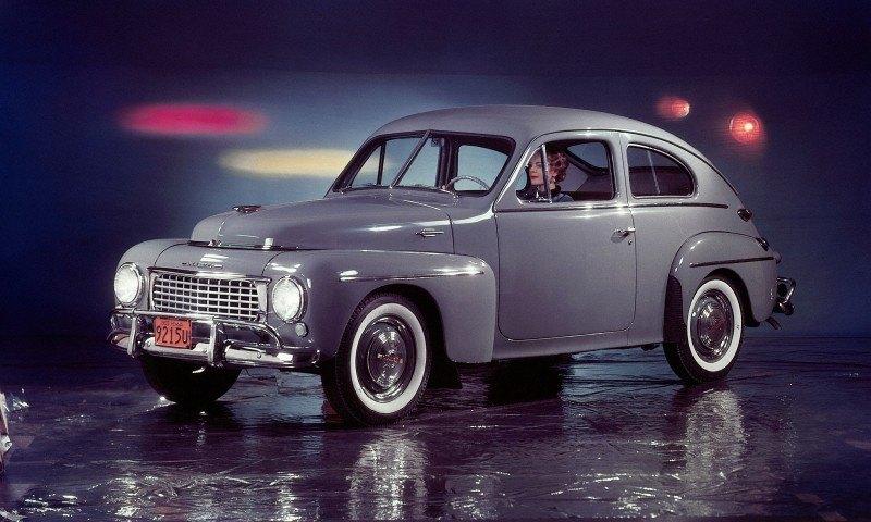 'Little Volvo' 1944 PV444 Celebrates 70th Anniversary In Charming Retrospective 7