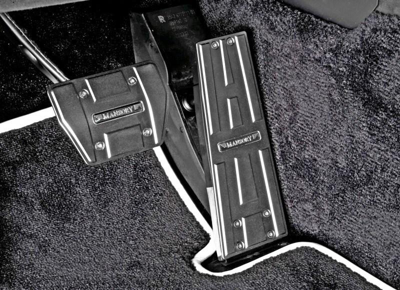 MANSORY Rolls-Royce Phantom Limo and Phantom Drophead Coupe Are 7.5L, V12TT Purebreds 17