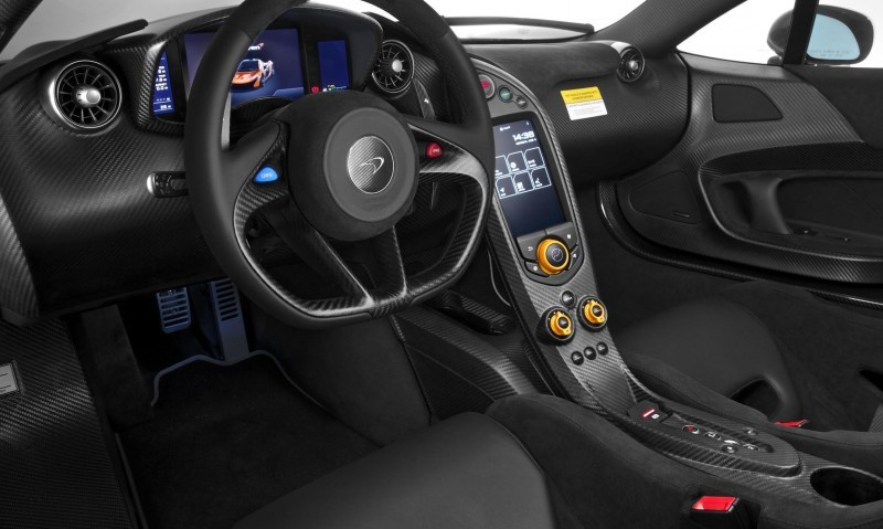 McLaren Special Operations Confirms Pebble Beach Debut of MSO 650S Spider and MSO P1 5