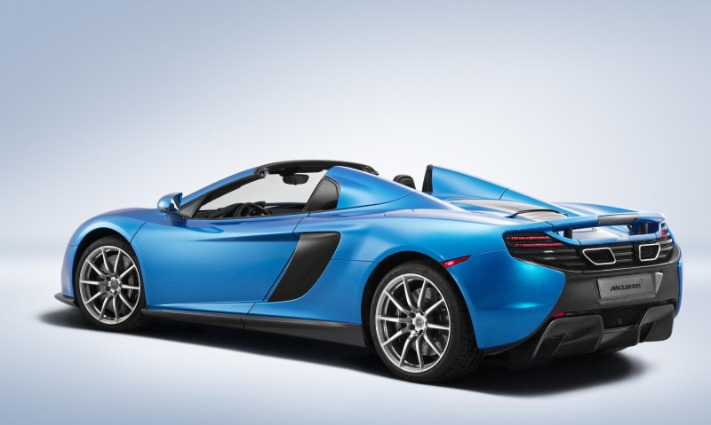 McLaren Special Operations Confirms Pebble Beach Debut of MSO 650S Spider and MSO P1 8