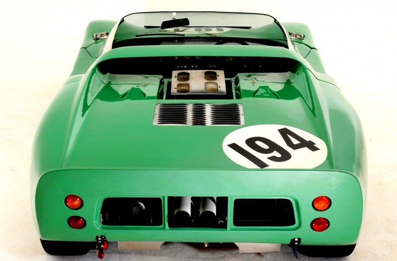 Meet the Original 1964 Ford GT40 Concept and 1965 GT40 Roadster Prototype 4