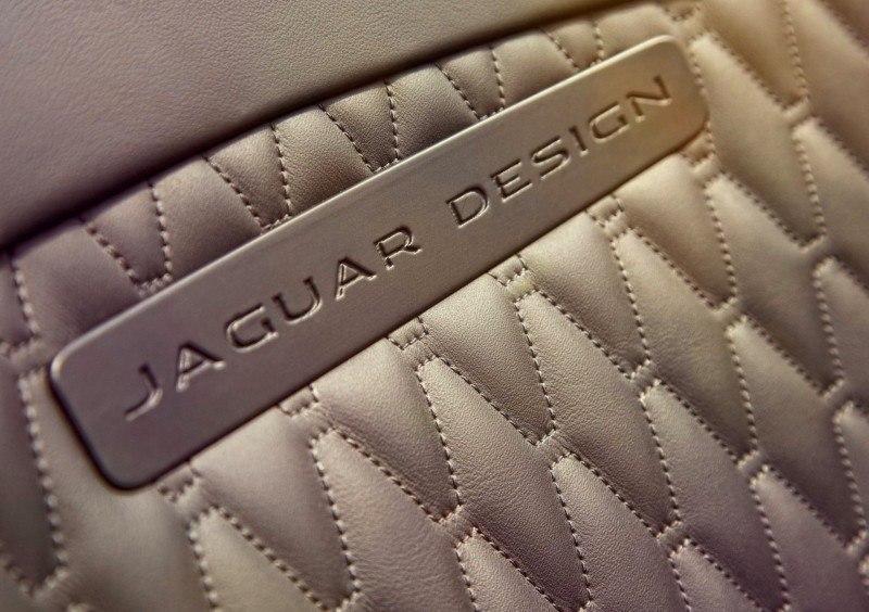 NOW and THEN Design Showcase - 2013 JAGUAR Project 7 versus 1955 JAGUAR D-TYPE  21