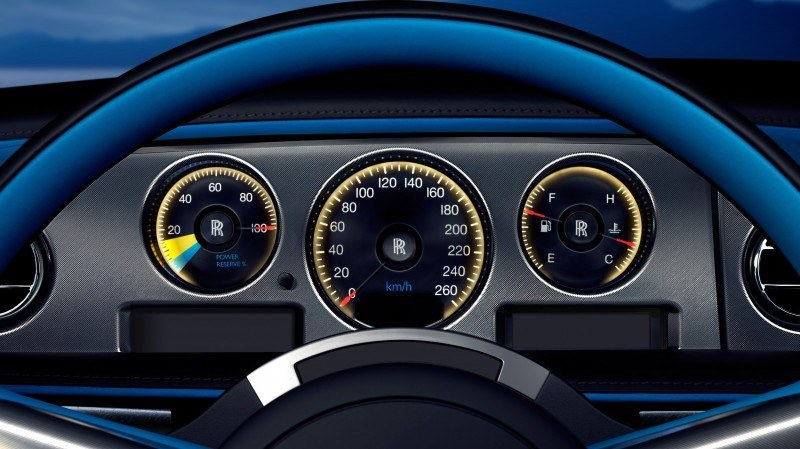 New Rolls-Royce Phantom Drophead Coupe Waterspeed Celebrates Bluebird K3 Record-Breaker 18