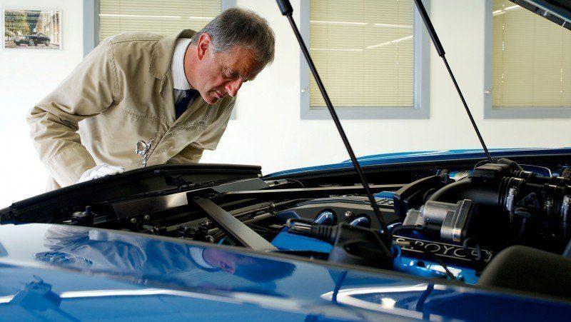 New Rolls-Royce Phantom Drophead Coupe Waterspeed Celebrates Bluebird K3 Record-Breaker 8