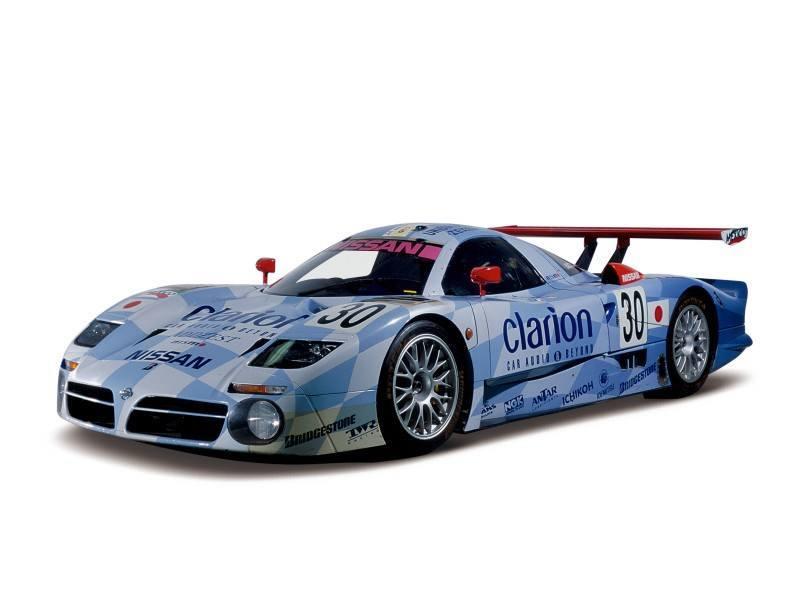 Nissan Racing greatest hits 1