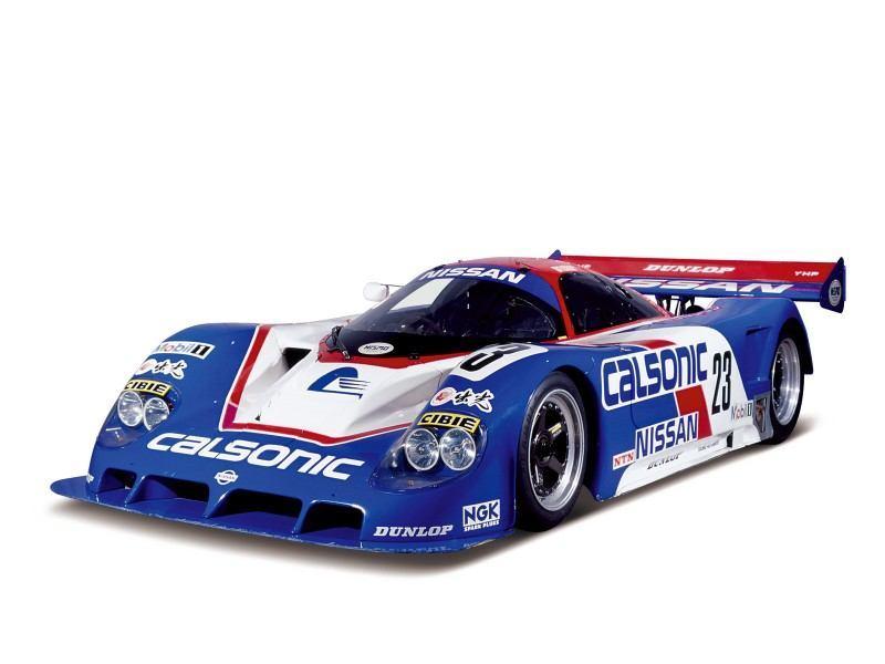 Nissan Racing greatest hits 6