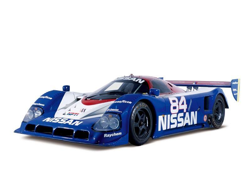 Nissan Racing greatest hits 8