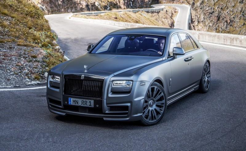 Novitec SPOFEC Rolls-Royce Ghost 20