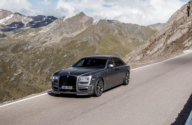 Novitec SPOFEC Rolls-Royce Ghost 23