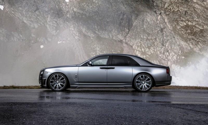 Novitec SPOFEC Rolls-Royce Ghost 30