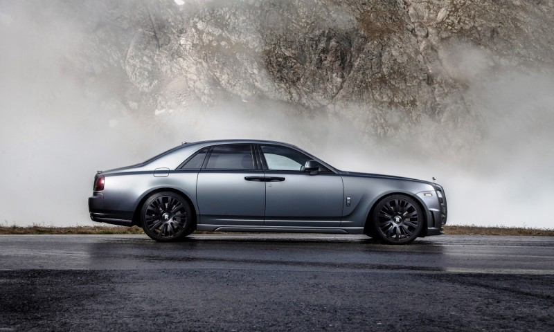 Novitec SPOFEC Rolls-Royce Ghost 31