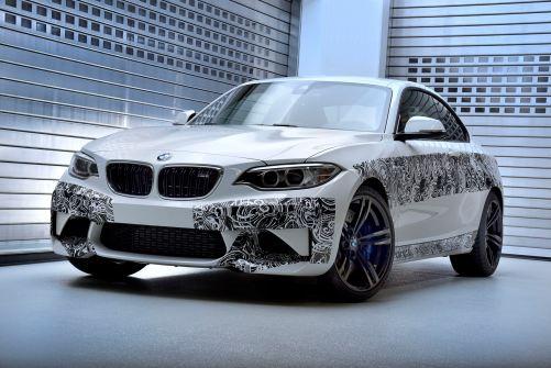 BMW M2 vor Umbau
