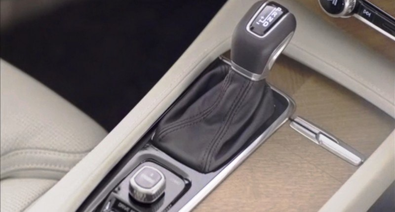 PRODUCTION 2015 VOLVO XC90 Interior First Look 19