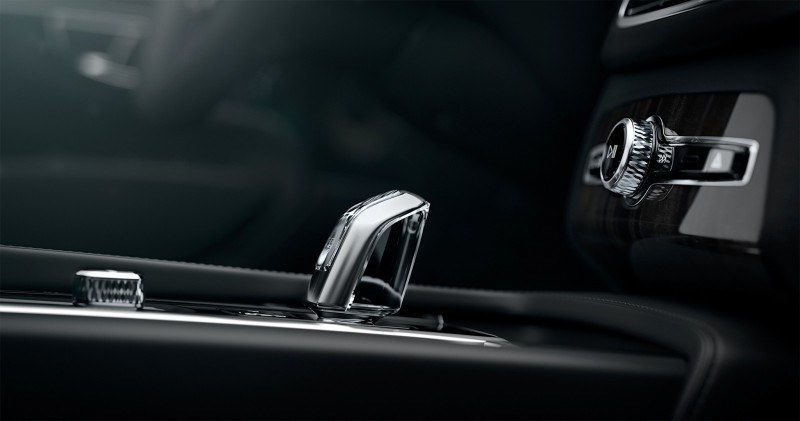 PRODUCTION 2015 VOLVO XC90 Interior First Look 8