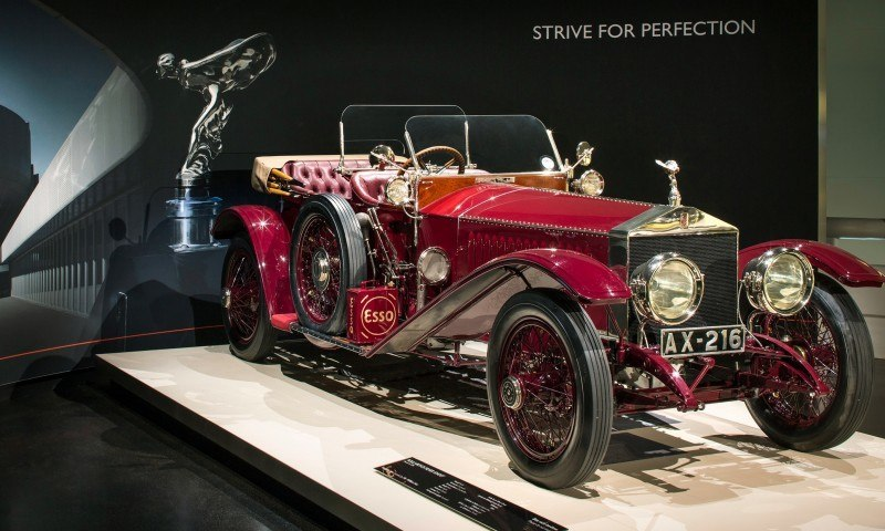 Past and Future Perfect - Rolls-Royce Is Evergreen in 111-Year History - 111 RARE Photos To Celebrate 21