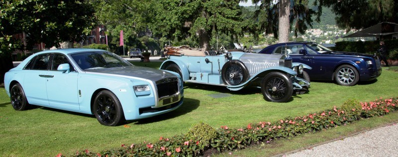 Past and Future Perfect - Rolls-Royce Is Evergreen in 111-Year History - 111 RARE Photos To Celebrate 30