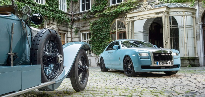 Past and Future Perfect - Rolls-Royce Is Evergreen in 111-Year History - 111 RARE Photos To Celebrate 46