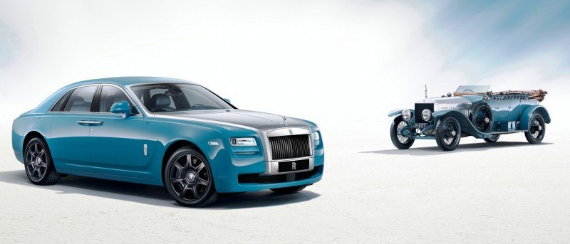 Past and Future Perfect - Rolls-Royce Is Evergreen in 111-Year History - 111 RARE Photos To Celebrate 56