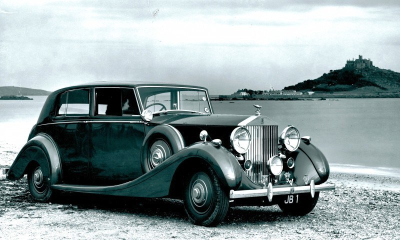 Past and Future Perfect - Rolls-Royce Is Evergreen in 111-Year History - 111 RARE Photos To Celebrate 65