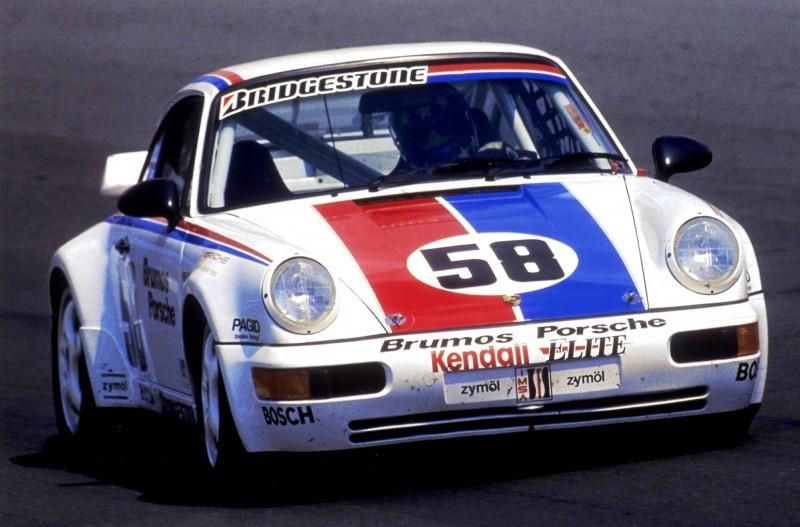 Porsche 911 Turbo Generations 17