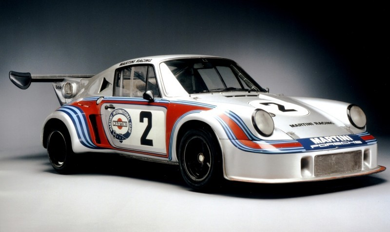 Porsche 911 Turbo Generations 18