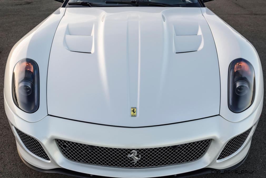 RM Arizona 2016 Preview - 2011 Ferrari 599GTO 8