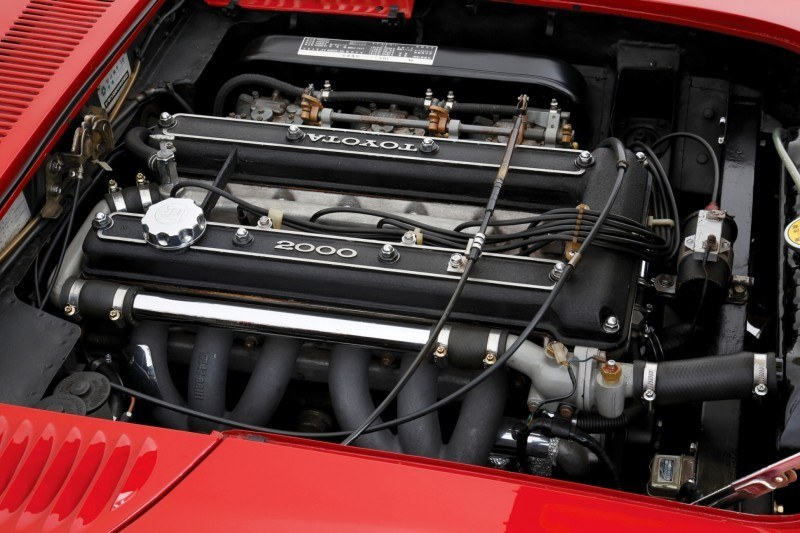 RM Auctions Monaco 2014 Highlights - 1968 Toyota 2000GT Joins Rare Million-Plus Japanese Car Club  24