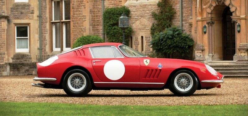 RM Monaco 2014 Highlights - 1966 Ferrari GTB-C 5