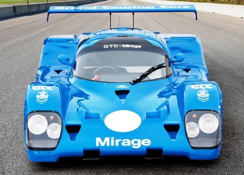 RM Monaco 2014 Highlights - 1982 Mirage M12 Group C Sports Prototype is Aero GT40 10