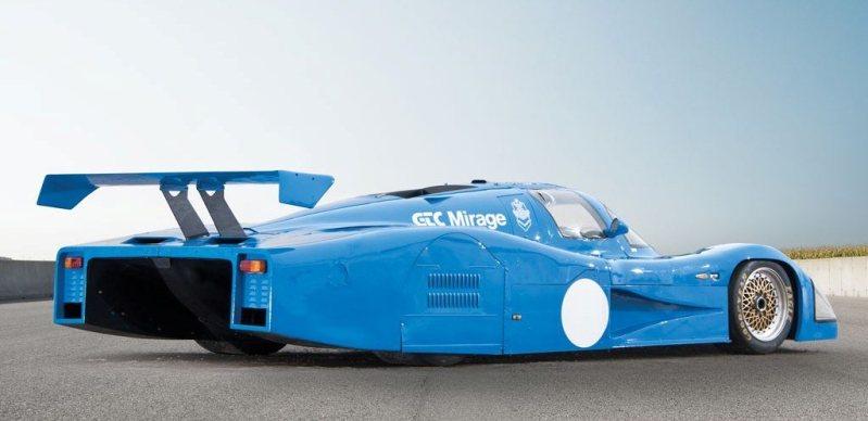 RM Monaco 2014 Highlights - 1982 Mirage M12 Group C Sports Prototype is Aero GT40 2